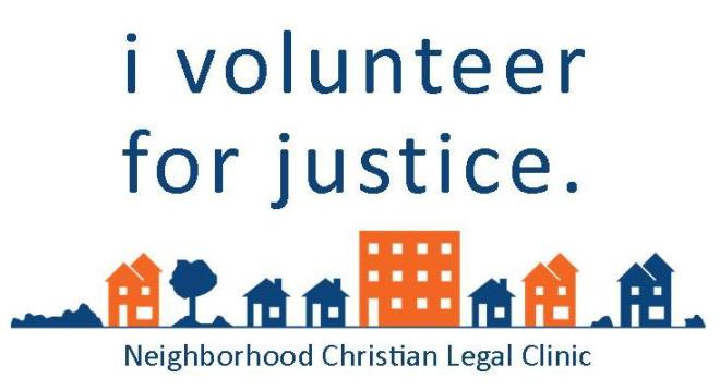 2014 I Volunteer For Justice Car Magnet 2-Color
