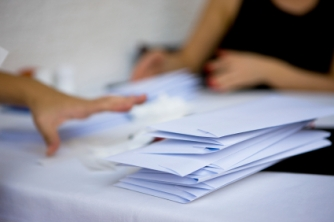 envelope-stuffing
