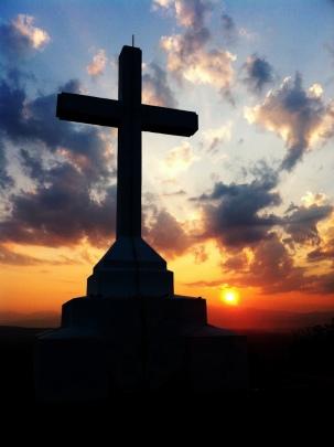 Cross in Shadow