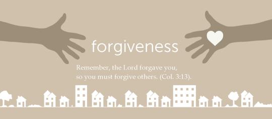 Forgiveness Blog