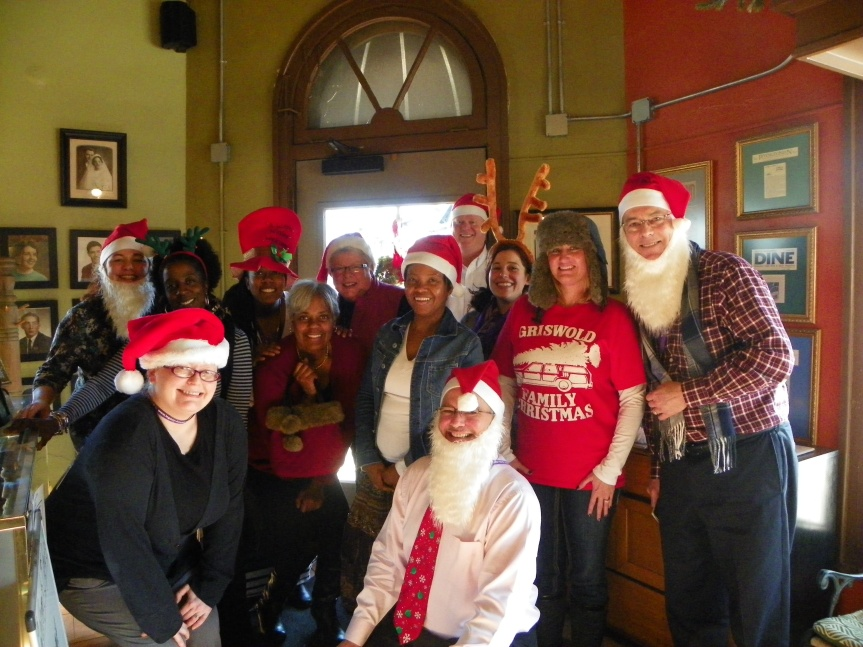 LH Christmas Lunch 4